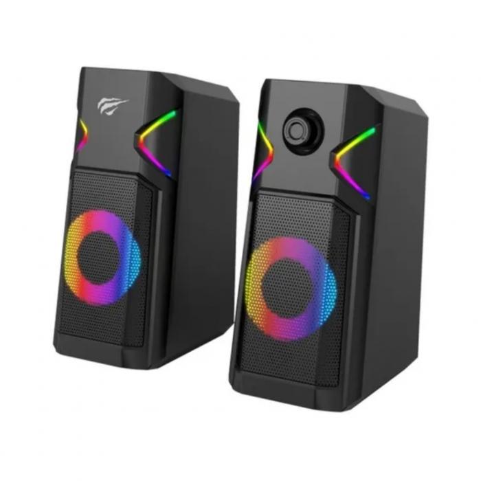 PARLANTES PC RGB HAVIT HV-SK201