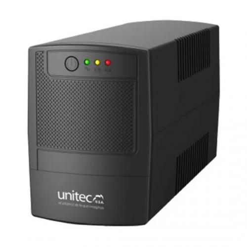 UPS INTERACTIVA LED 800VA UNITEC